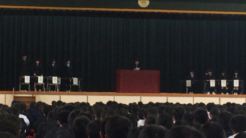 生徒総会4